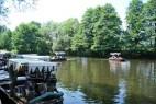 Floßfahrt im Freizeitpark Plohn