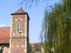 Burg Hülshoff Turmansicht